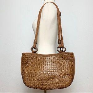 Vintage Straw Rafia Bag Purse